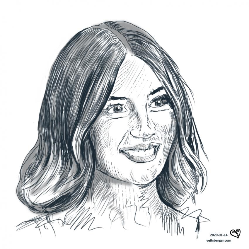 Ana de Armas by veitsberger